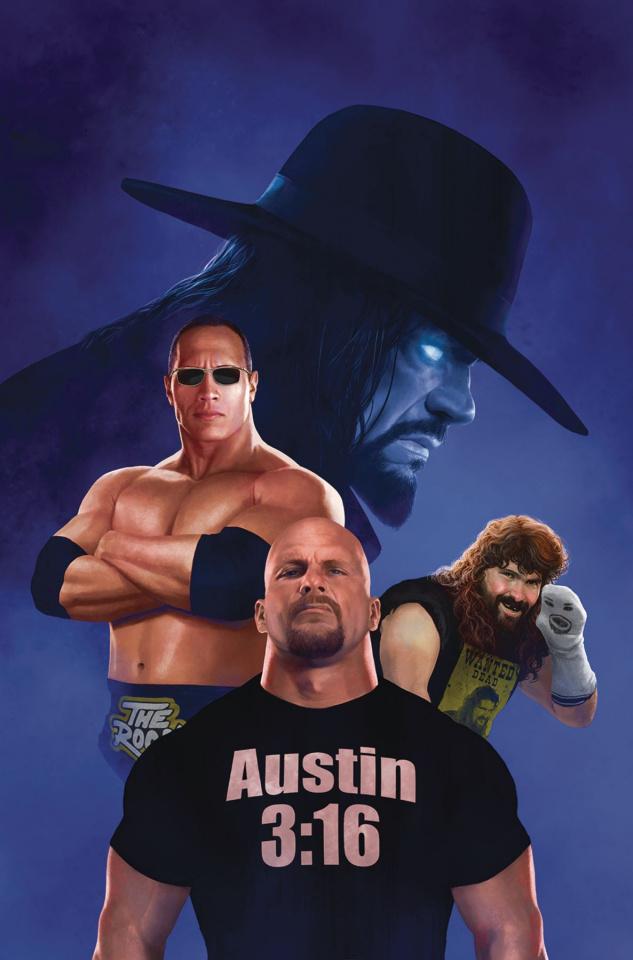 WWE Attitude Era 2018 Special #1