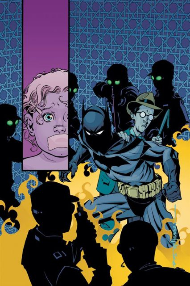 DC Comics Presents: Batman - Don't Blink #1
