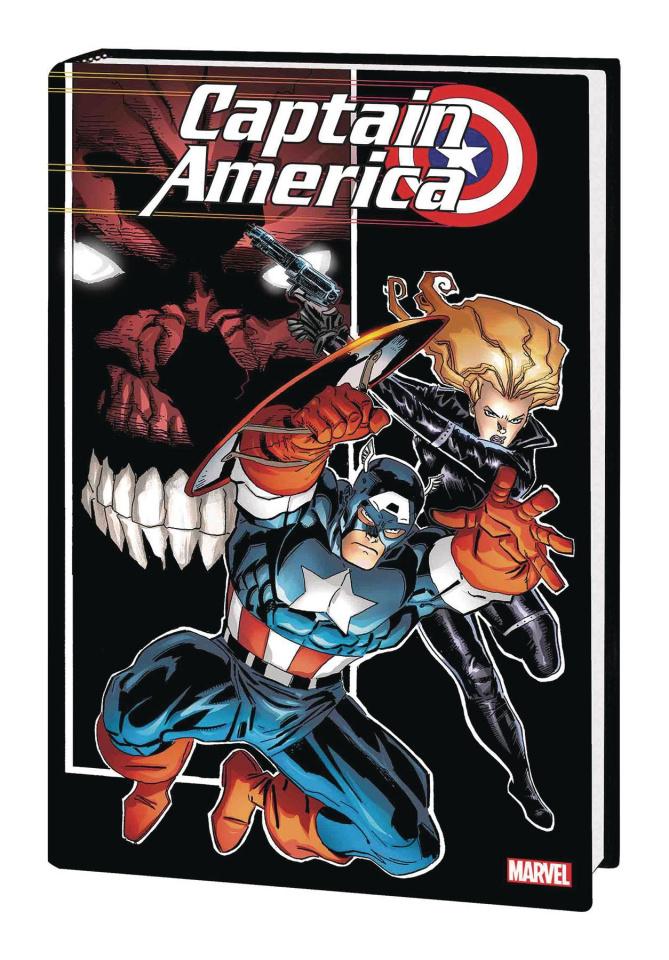 Captain America by Waid & Garney (Omnibus)