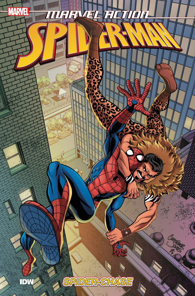 Marvel Action: Spider-Man Book 2: Spider-Chase