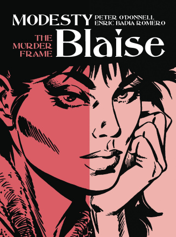 Modesty Blaise Vol. 28: The Murder Frame