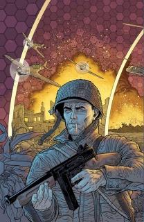 Bloodshot: Reborn #14 (10 Copy Interlock Bodenheim Cover)