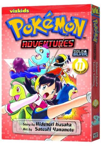 Pokémon Adventures Vol. 11