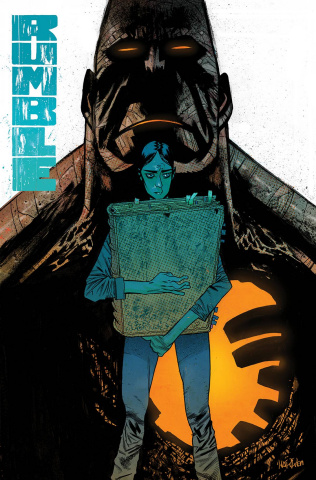 Rumble #11 (Harren Cover)