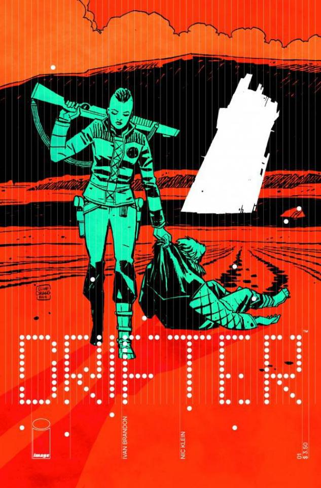 Drifter #1 (Chiang Cover)