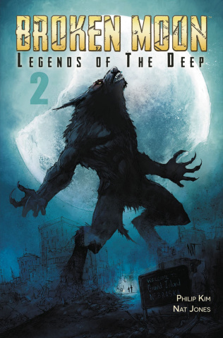 Broken Moon: Legends of the Deep #2