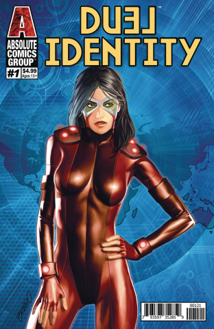 Duel Identity #1 (Holographic Gold Foil Cover)