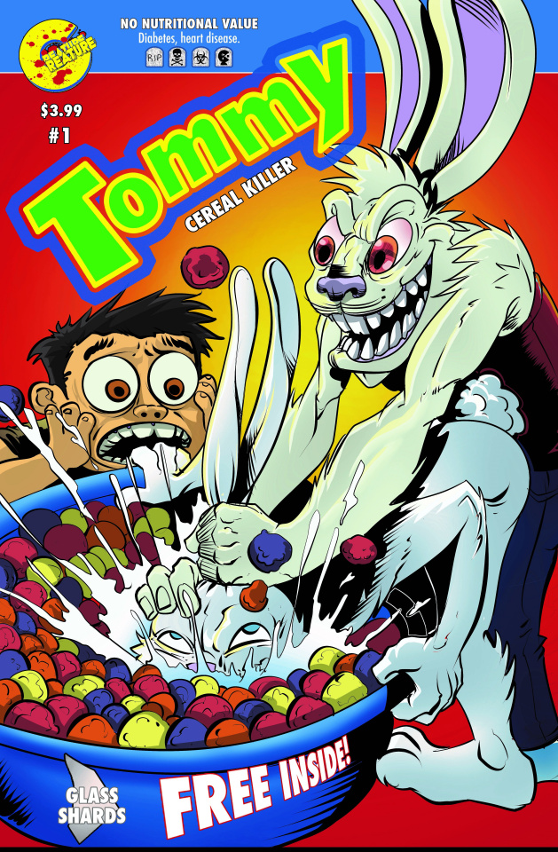 Tommy #1 (2nd Printing)