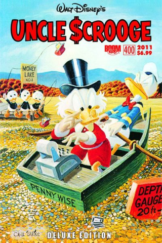 Uncle Scrooge #400 (Deluxe Edition)