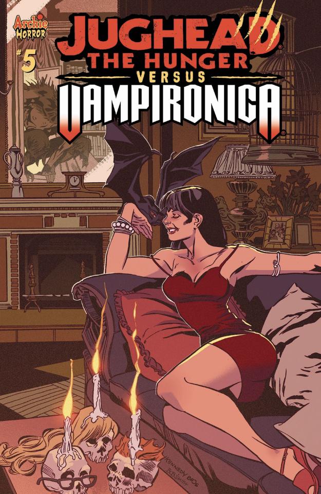 Jughead: The Hunger vs. Vampironica #5 (Pat & Tim Kennedy Cover)