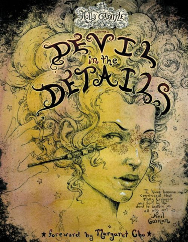 The Art of Molly Crabapple Vol. 2: Devil in the Details