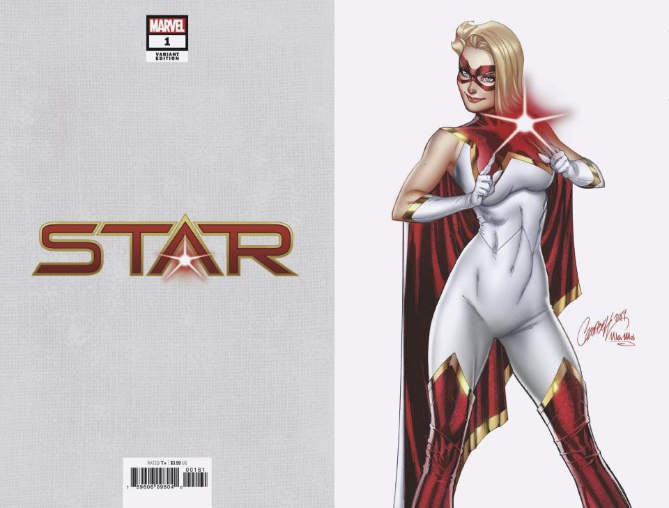 Star #1 (Campbell Virgin Cover)