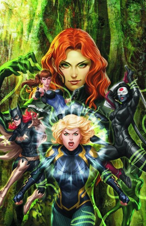 Birds of Prey #12