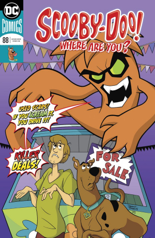 Scooby-Doo! Where Are You? #88