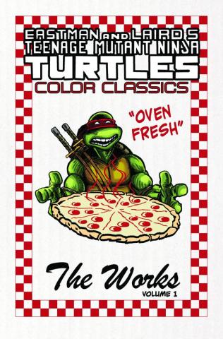 Teenage Mutant Ninja Turtles: The Works Vol. 1