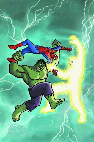 Marvel Universe: Ultimate Spider-Man #14