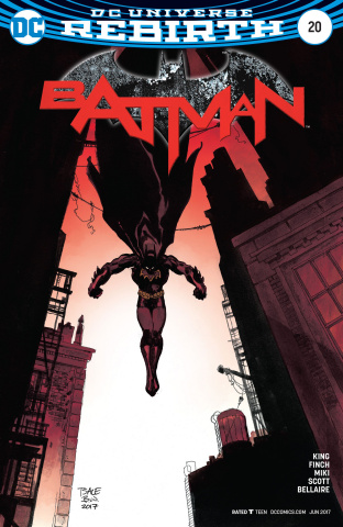 Batman #20 (Variant Cover)