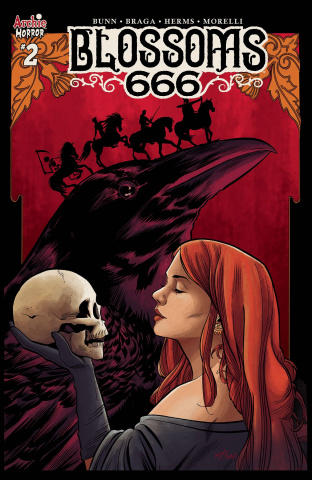 Blossoms 666 #2 (Torres Cover)
