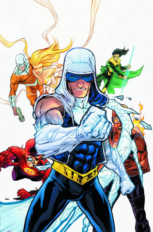 The Flash #23.3: The Rogues