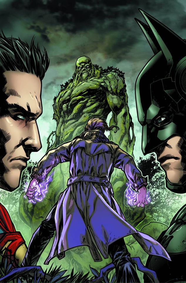 Injustice: Gods Among Us, Year Three #6