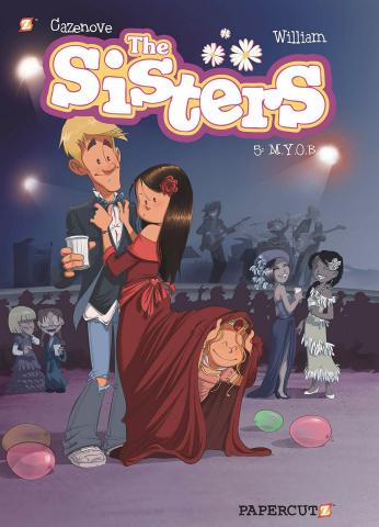 The Sisters Vol. 5: M.Y.O.B.
