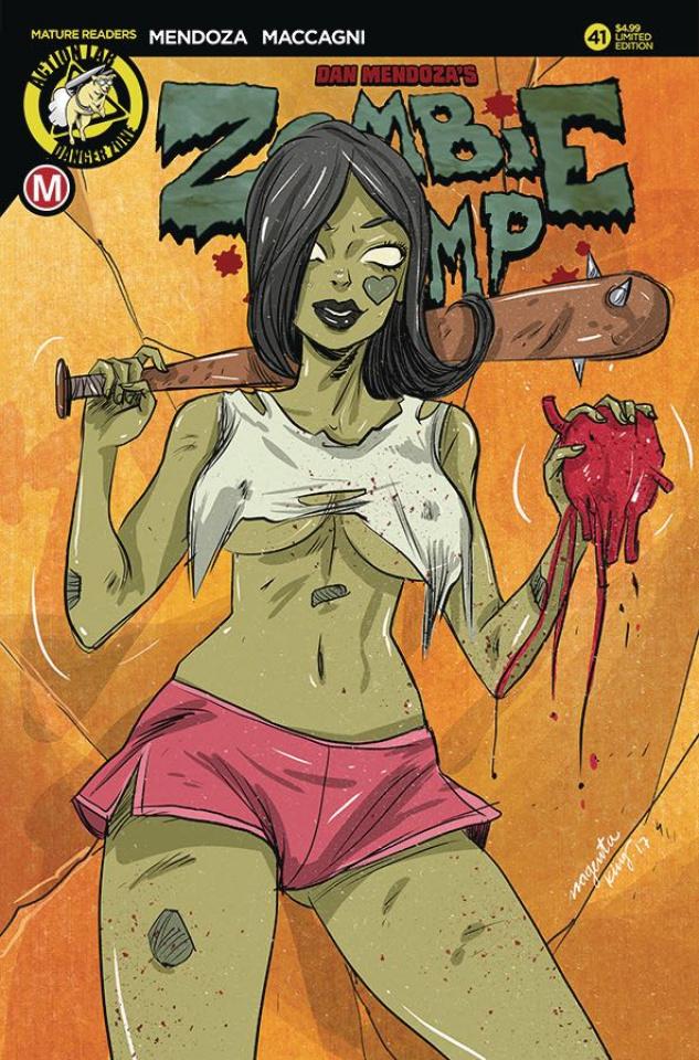 Zombie Tramp #41 (Besties Cover)