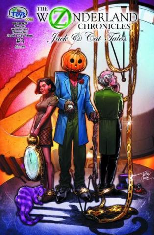 The Wonderland Chronicles: Jack & Cat Tales #3