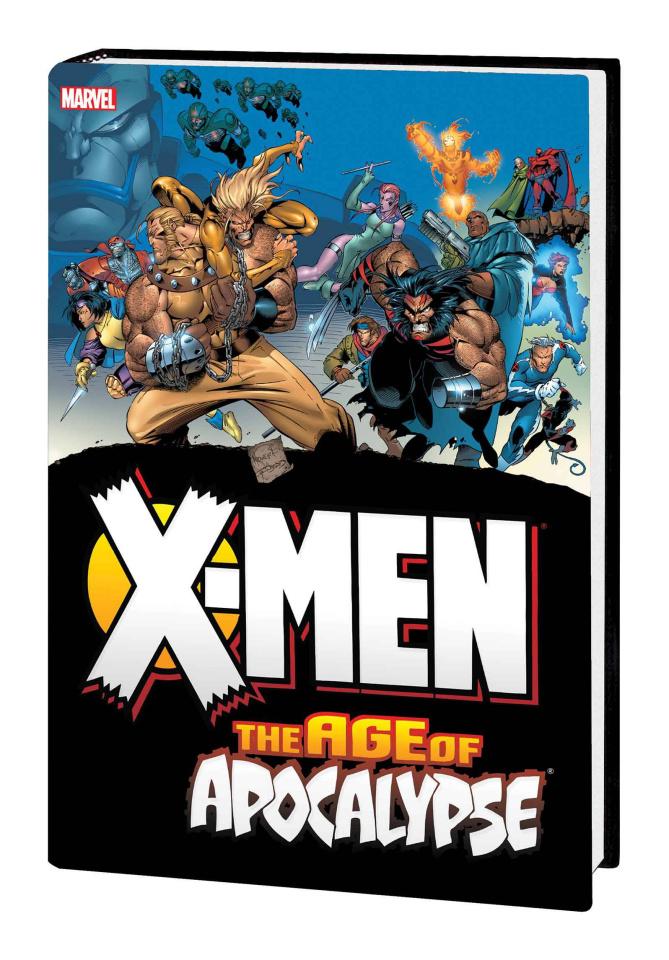 X-Men: Age of Apocalypse (Omnibus Madureira Cover)