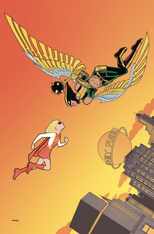 Black Hammer / Justice League #5 (Jarrell Cover)