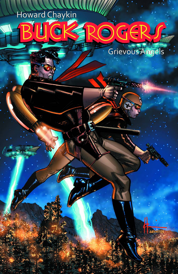 Buck Rogers in the 25th Century Vol. 1: Grievous Angels