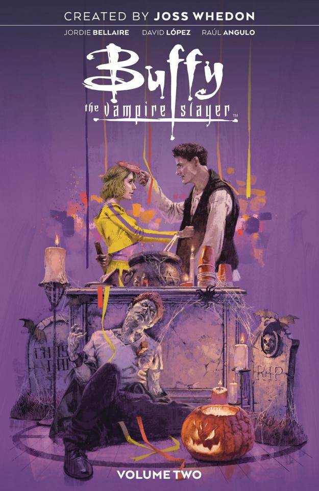 Buffy the Vampire Slayer Vol. 2