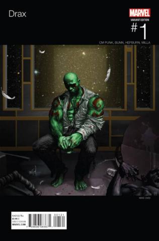 Drax #1 (Choi Hip Hop Cover)