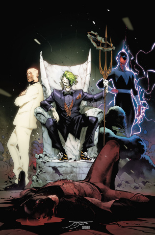 Justice League #12: Drowned Earth