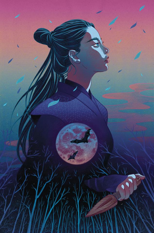 Buffy the Vampire Slayer #4 (Ruan Cover)