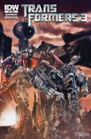 Transformers 3 Movie Prequel: The Foundation #2