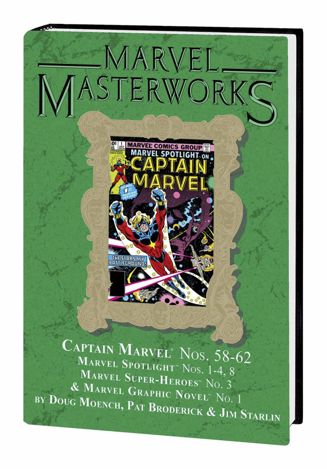 Captain Marvel Vol. 6 (Marvel Masterworks)