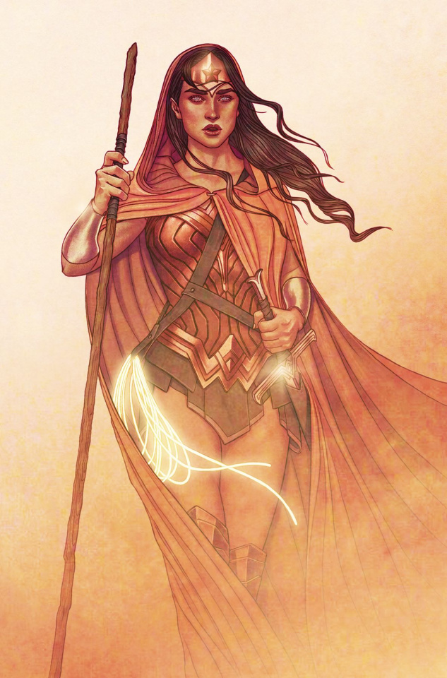 Wonder Woman #73 (Variant Cover)