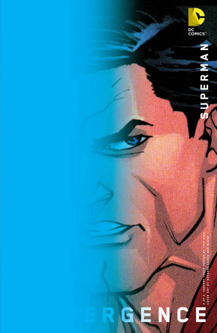 Convergence: Superman #2 (Chip Kidd Cover)