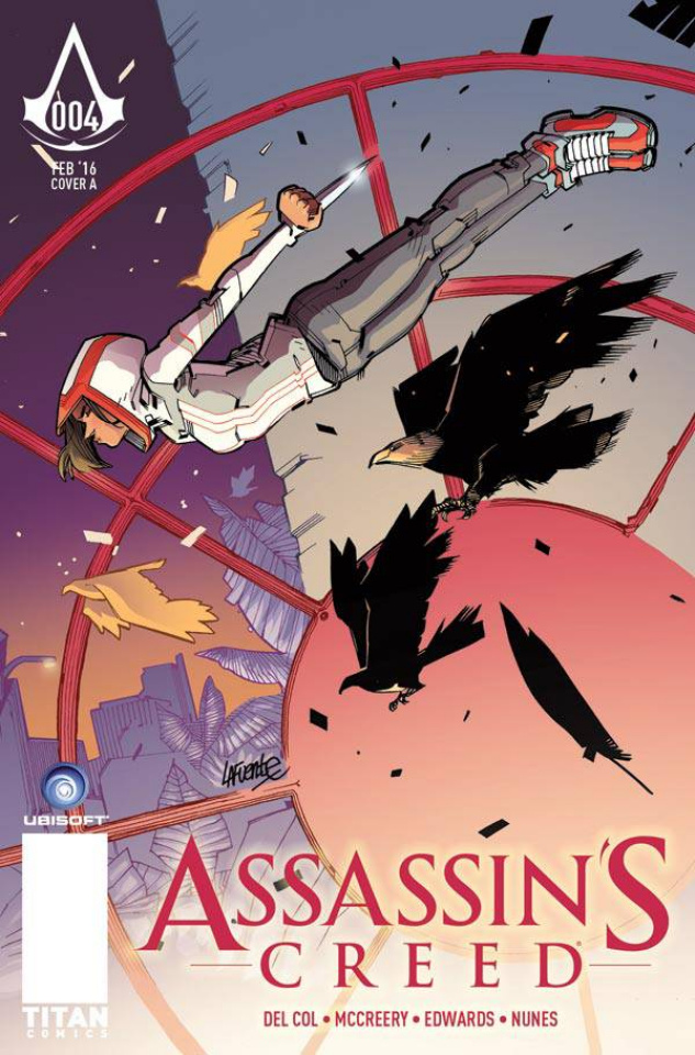 Assassin's Creed #4 (Lafuente Cover)