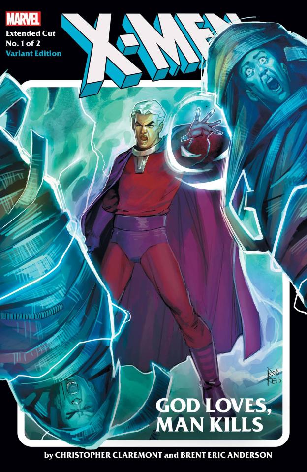 X-Men: God Loves, Man Kills #1 (Reis Extended Cut)