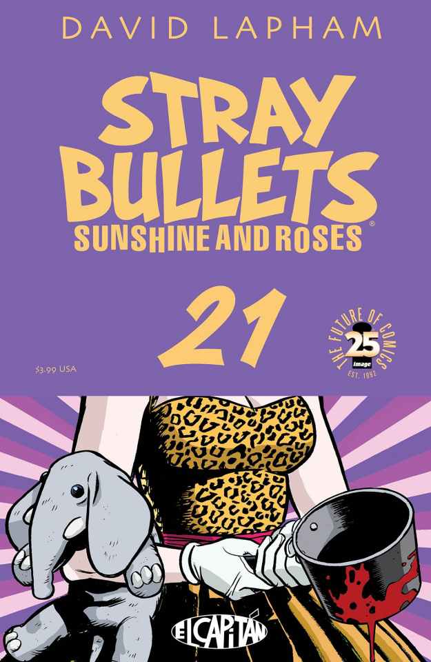 Stray Bullets: Sunshine and Roses #21
