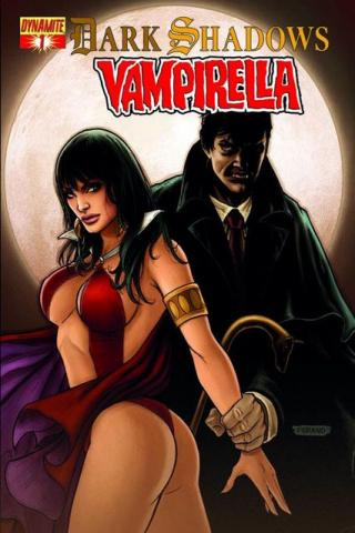Dark Shadows / Vampirella #1