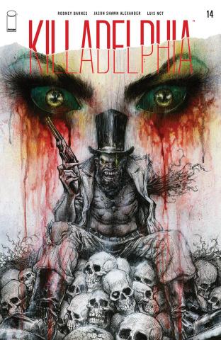 Killadelphia #14 (Wayshak Cover)