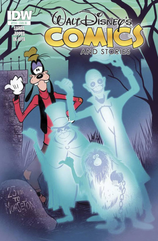 Walt Disney's Comics and Stories #724