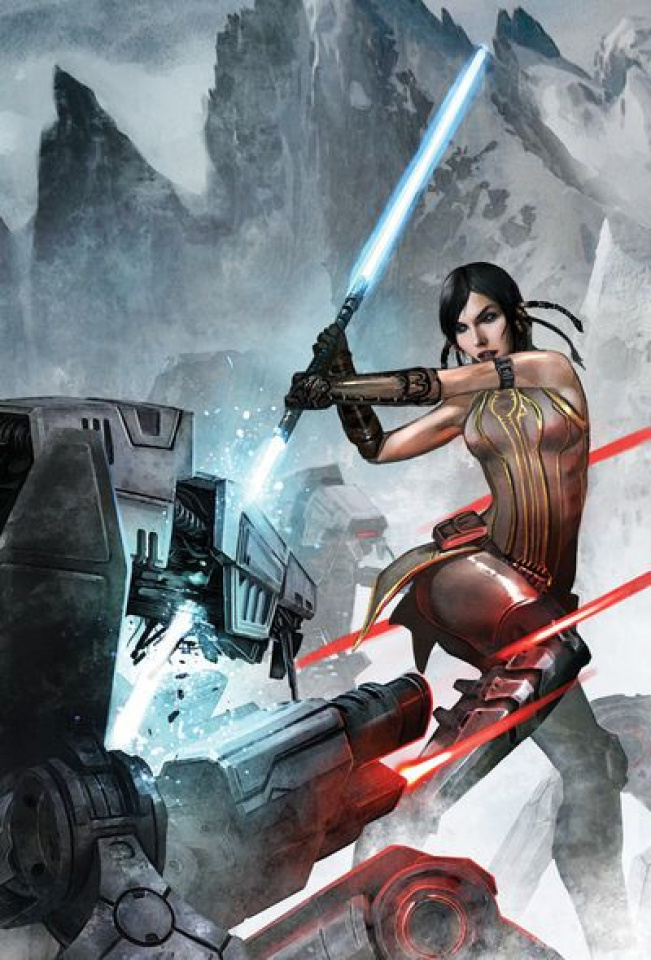 Star Wars: The Old Republic #1: Lost Suns
