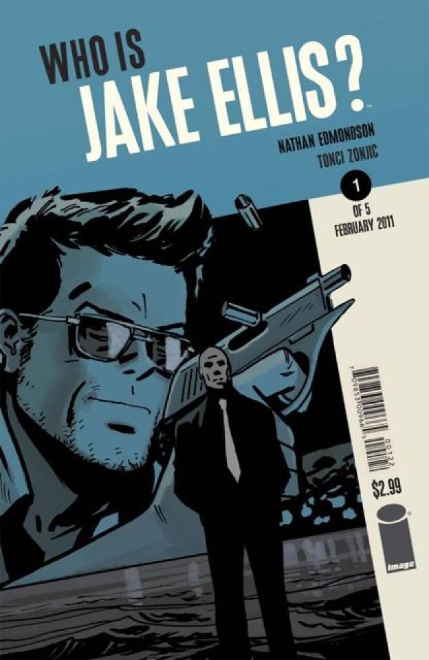 Who Is Jake Ellis? #1 (2nd Printing)