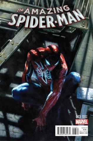 The Amazing Spider-Man #3 (Dell'otto Cover)