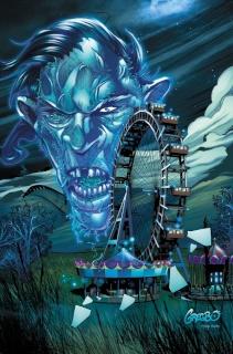 Spirit Hunters #2 (Watson Cover)
