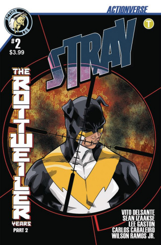 Actionverse #2 (Stray Izaakse Cover)
