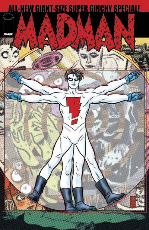 Madman #0: All-New Giant Size Super Ginchy Special